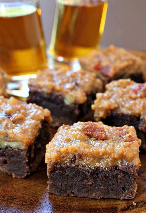 Want to make Dad a dessert for Father's Day that you know he'll love? Try making a batch of these Whiskey Bacon Brownies.