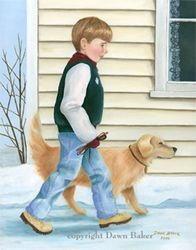 """""""Nearing Home"""" by Dawn Baker"""