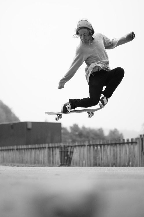 Physics of skateboarding essay