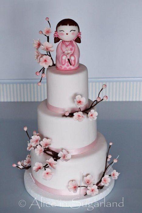 Japanese sensation cake