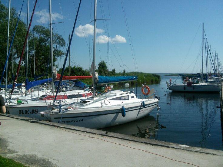 Port Jachtowy Popielno
