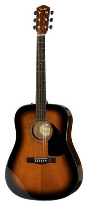 Fender CD-60 SB #Thomann