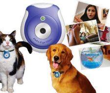 Dispositivos tecnologicos para animales