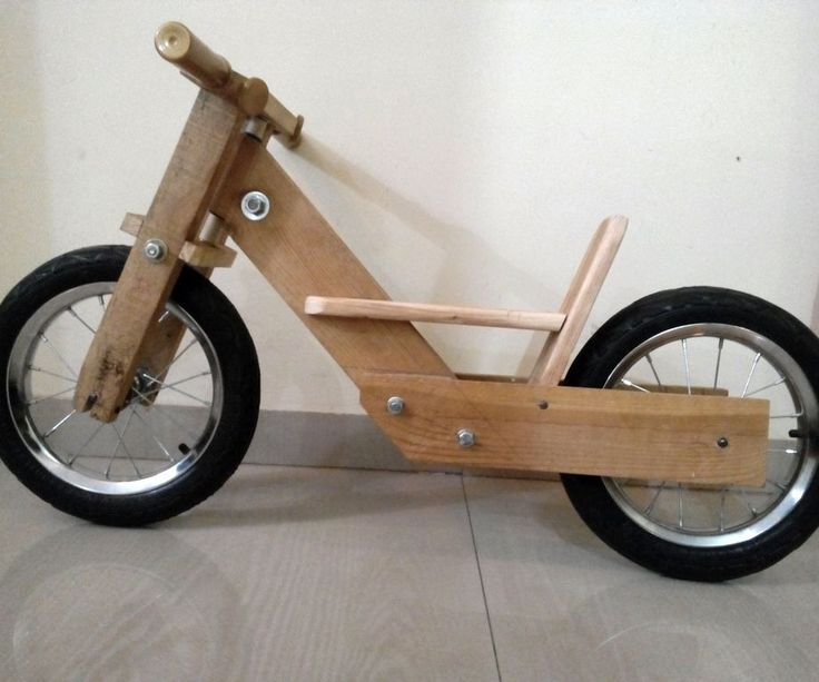 DIY Balance Bike