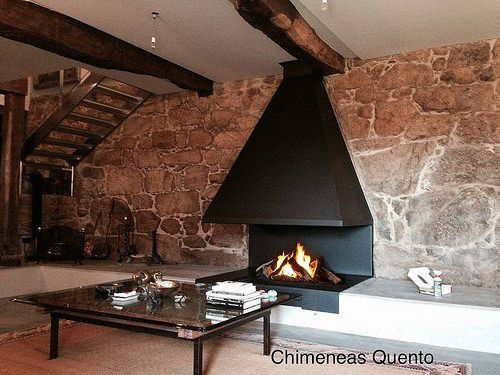 M s de 1000 im genes sobre chimeneas estufas barbacoas - Chimeneas quento ...