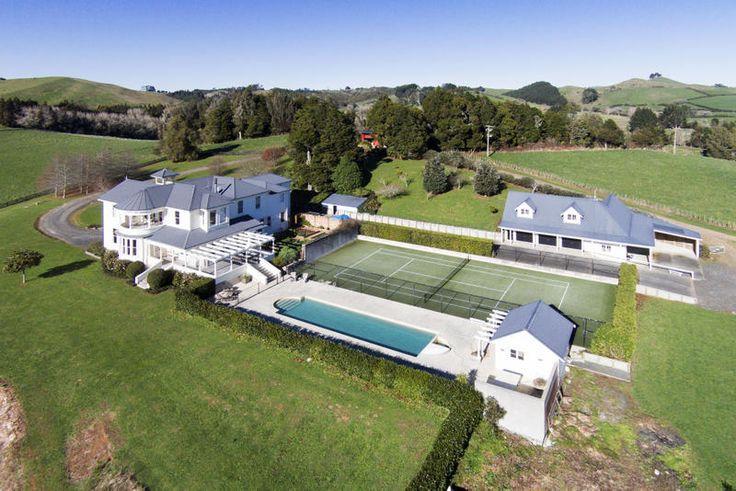 A Franklin beauty http://www.barfoot.co.nz/525266  #barfootthompson #rural  #farm  #home #property