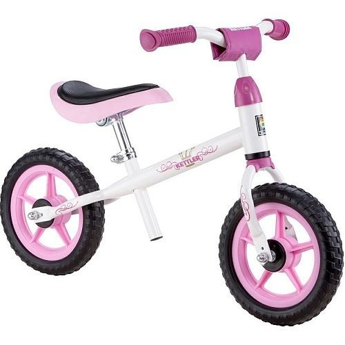 KETTLER Laufrad Kinderlaufrad Lauflernrad Speedy 10'' Zoll Princess Kinder Rad