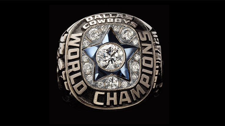 Super Bowl rings: Check out the championship bling from every winner