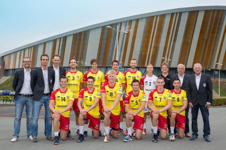 Dynamo heeft weinig moeite met Prins VCV al deed de eerste set anders vermoeden. In de Sporthal West te Veenendaal hebben de volleybalmannen van Dynamo een 3-0 winst gepakt tegen Prins VCV uit Veen…