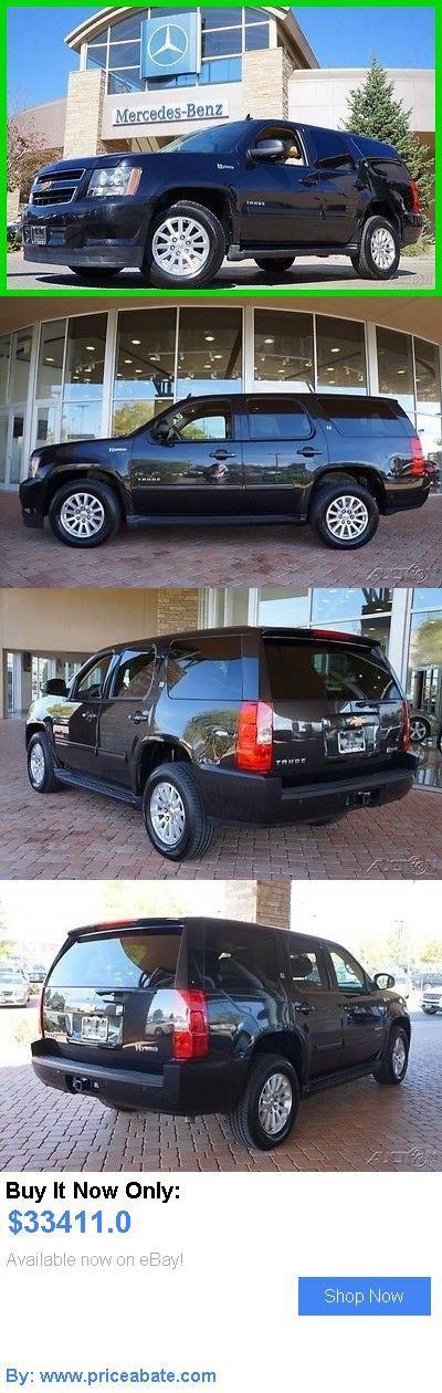 SUVs: Chevrolet: Tahoe 2012 Chevrolet Tahoe Hybrid 2012 Chevy Tahoe Used 16V Automatic 4Wd Suv Bose Onstar BUY IT NOW ONLY: $33411.0 #priceabateSUVs OR #priceabate