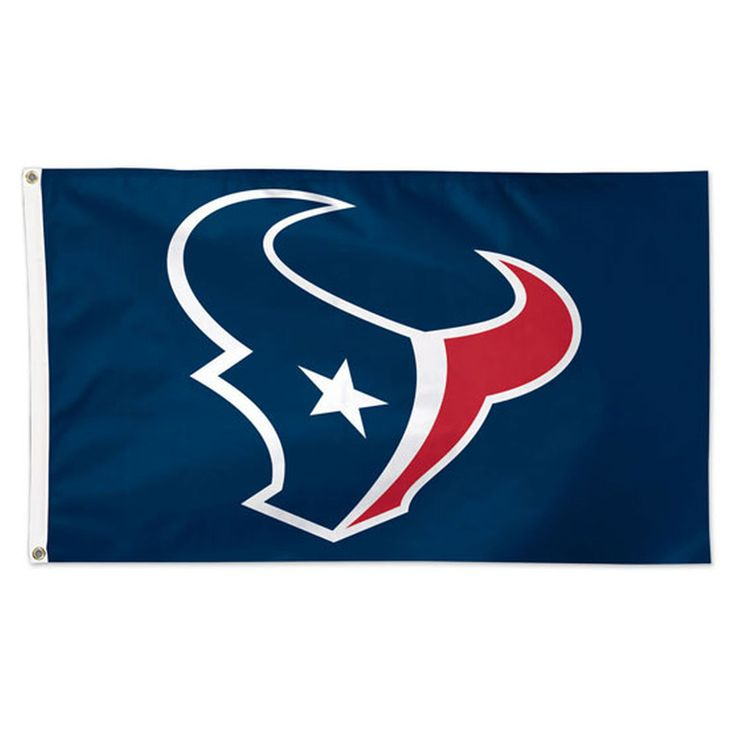 Houston Texans WinCraft Deluxe 3' x 5' Flag