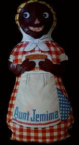 1949 Vintage Aunt Jemima Pancake Advertising Doll