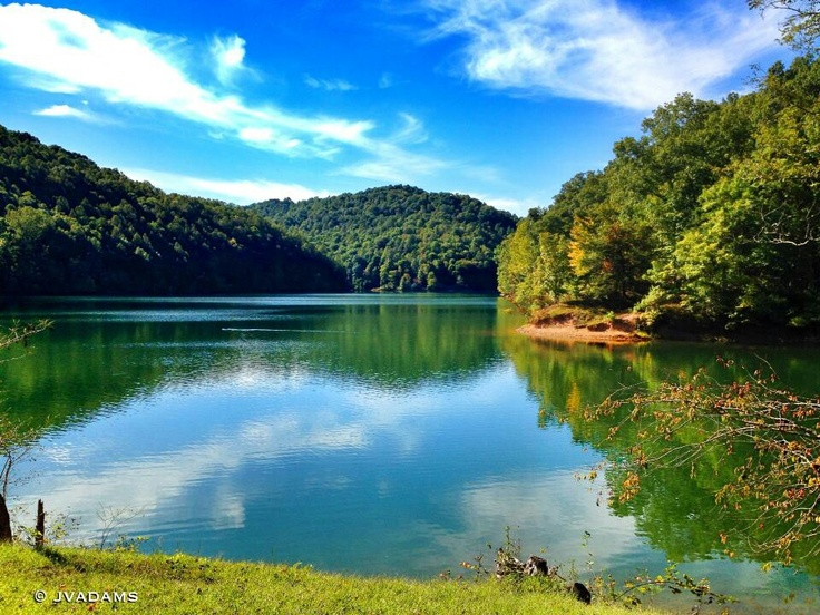 Stonecoal Lake West Virginia By Janna Hought Adams West Virginia Mountains West Virginia Virginia