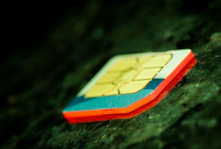500px / SIM Card by Jay Scott