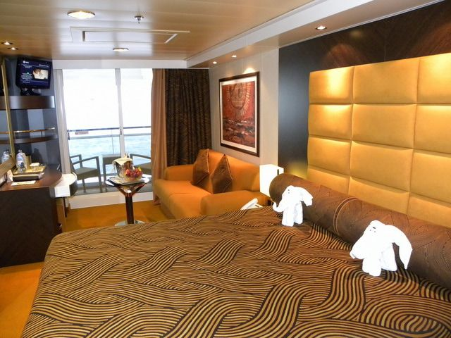 MSC Splendida Cabins. Balcony DeckMsc CruisesBedroom ...