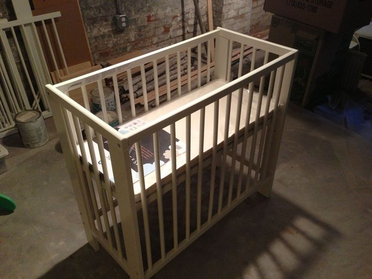 gulliver mini crib ikea hackers ikea hackers kids room pinterest second baby game of. Black Bedroom Furniture Sets. Home Design Ideas