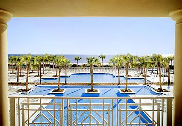 Nestled on a private, oceanfront property in the exclusive Grande Dunes community, the Marriott Myrtle Beach Resort & Spa at Grande Dunes is the picture of luxury and relaxation in Myrtle Beach.