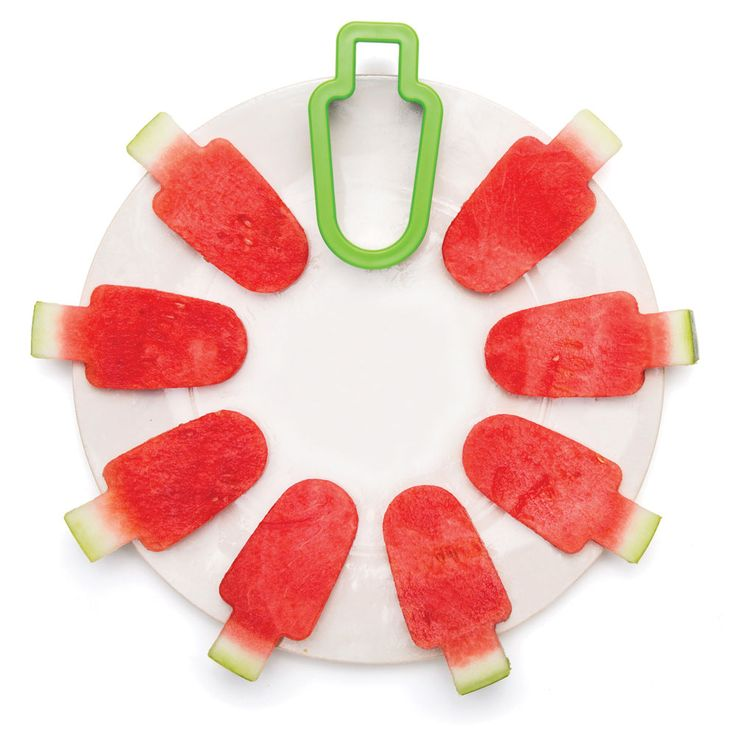 Pepo - Watermelon slicer Designed By Avihai Shurin - Kitchen Gadgets For Fun Cooking At Monkey Business