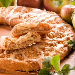 I love Kringle...you can only get it in Wisconsin!  It's a Danish Pastry...so yummy!  I recommend it!