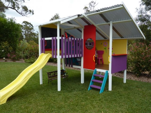 Kids Play House | Cubby Houses Accessories | Cubbies