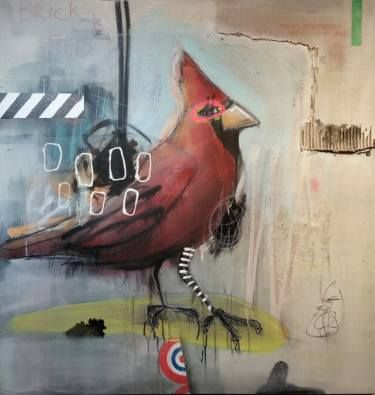 "Saatchi Art Artist Jérôme Rochette; Painting, ""Oh my God!"" #art"