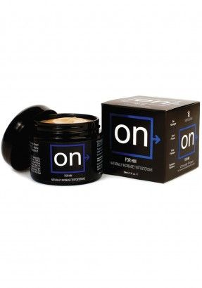 ON For Him Testosterone Cream 2 oz