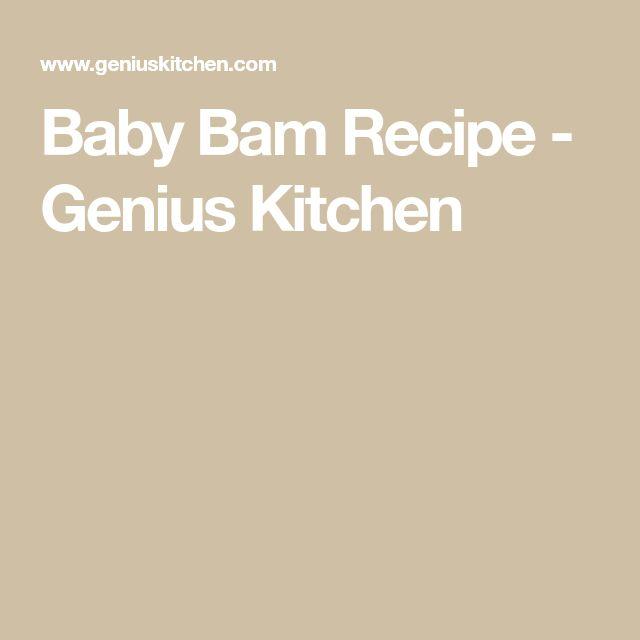 Baby Bam Recipe - Genius Kitchen