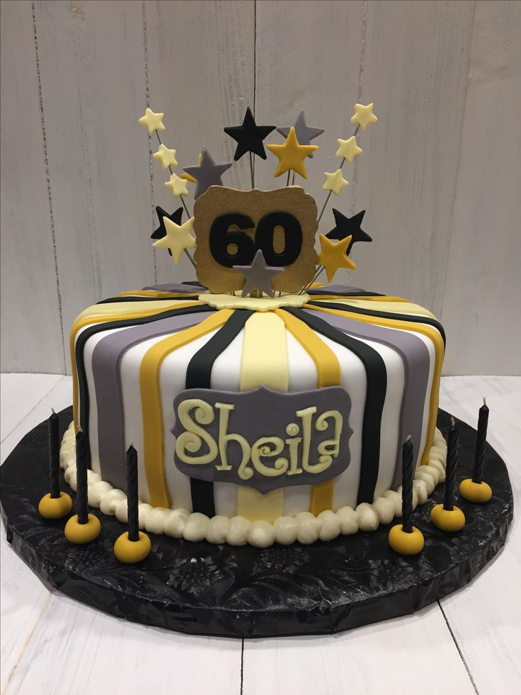 1000 ideas about 60th birthday cakes on pinterest 60th for 60th birthday cake decoration