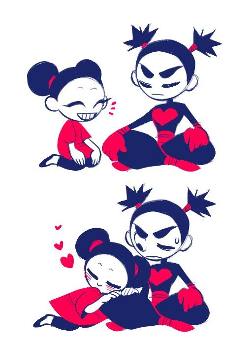 1000+ images about Pucca & Garu on Pinterest