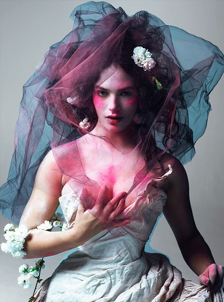Jessica Brown Findlay photographed by Mert and Marcus for Love Magazine #8, Fall/Winter 2012