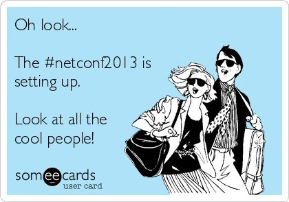 Created by Michelle Jenkins for NETCONF 2013 - Communities and Social Networks Conference