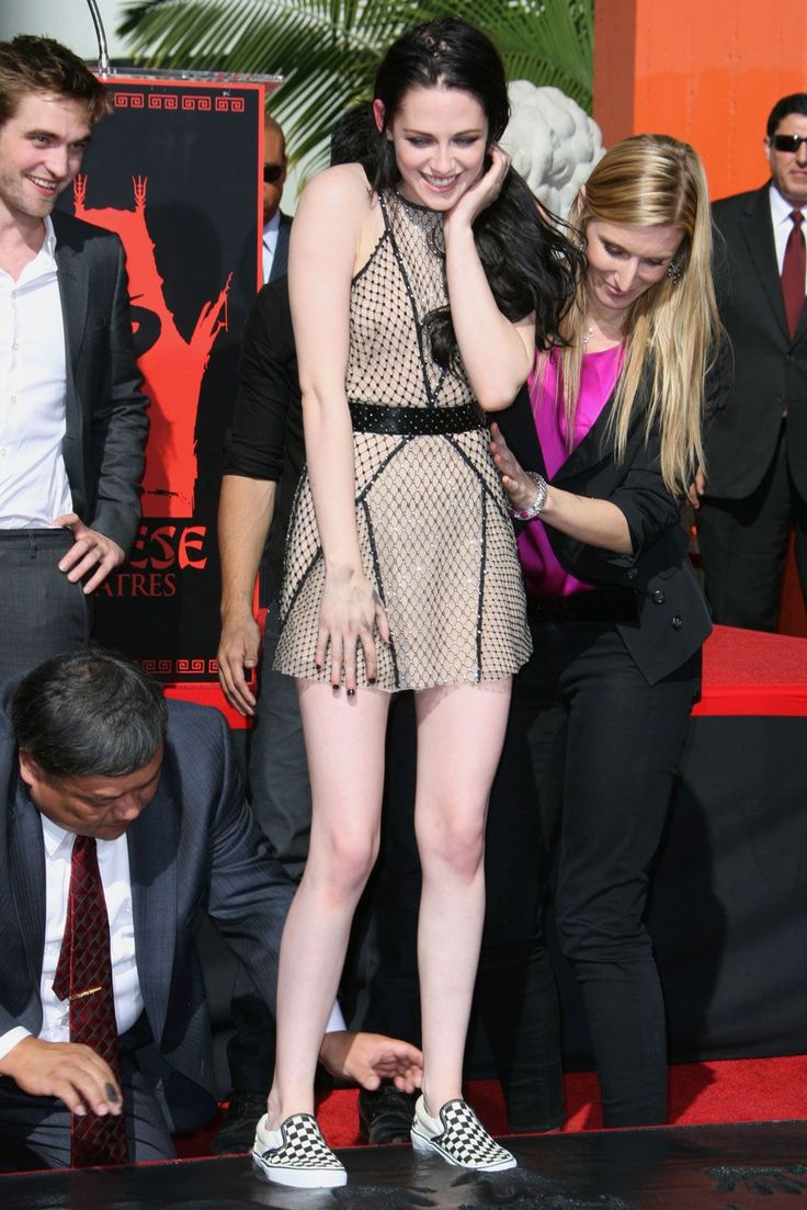 Kristen Stewart Smiling Pictures – Funny Twilight Pics