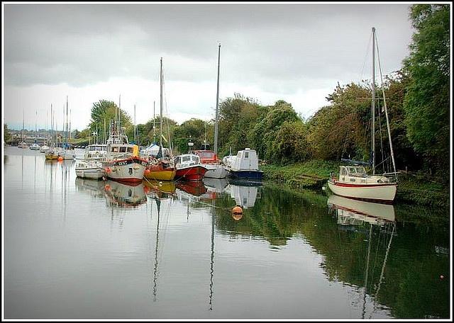 Lydney Docks
