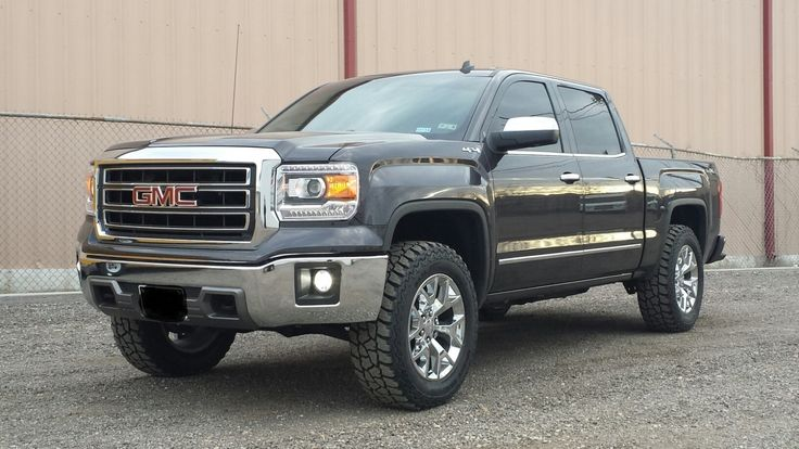 2014 Sierra leveling kit.                                                                                                                                                                                 More