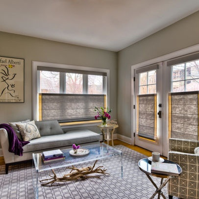 living room window ideas design ideas curtainless windows dining room living room in 2018 living room window treatments room