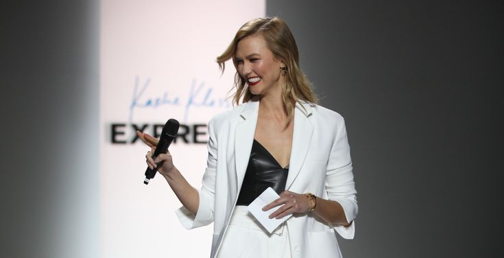 Karlie Kloss Put on an Emotional Homecoming Runway Show with Express. We flew to St. Louis for the supermodel's debut collaboration with the retailer.