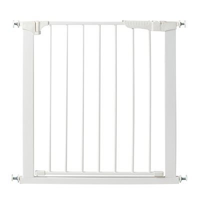 KIDCO Gateway 37-in x 29.5-in White Metal Child Safety Gate