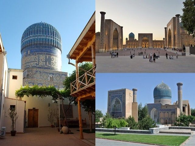 Food and transportation, like most things in Uzbekistan, are cheap; a meal at an upscale restaurant cost us only $15.