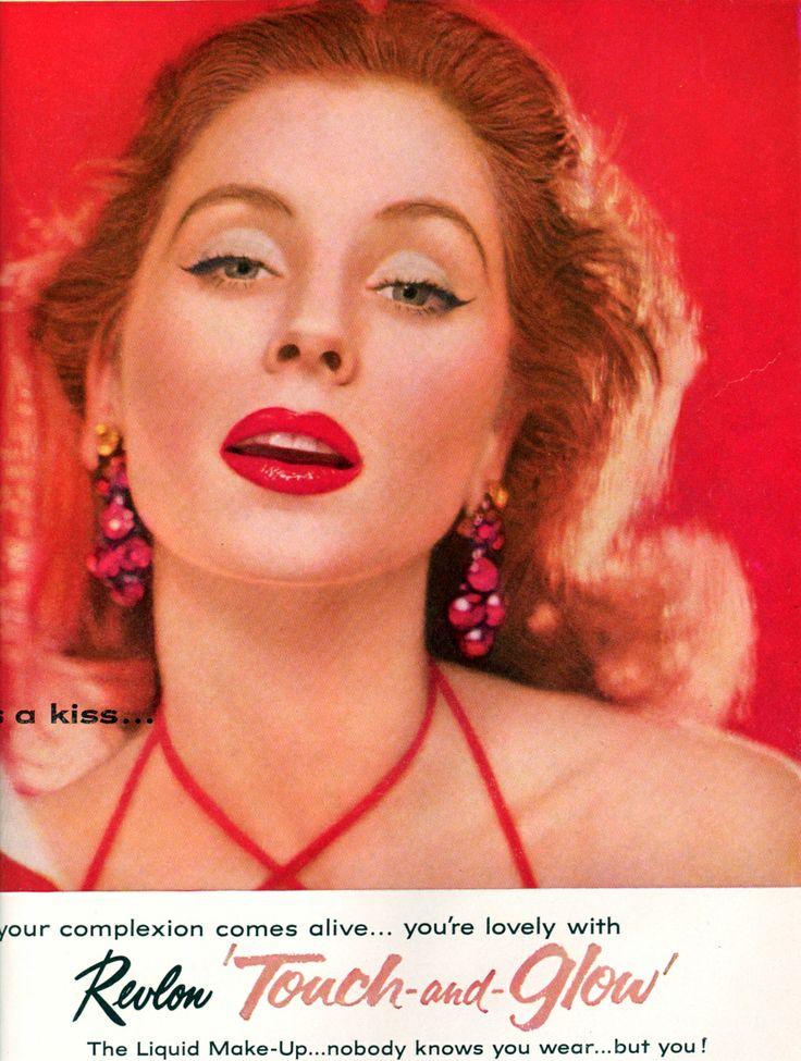 23 best images about Vintage Ads on Pinterest   Revlon, Sanitary ...