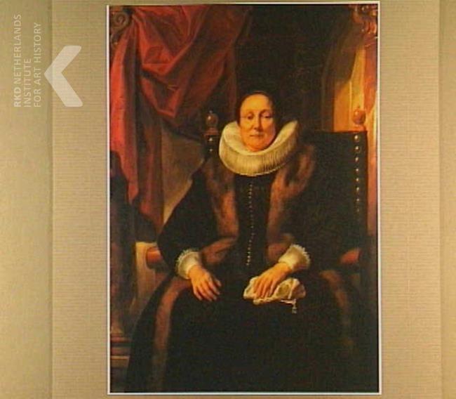 Jacob Jordaens (I)  Datering   ca. 1641 (1640 - 1642)  Onderwerp  Titel  Portrait of an unknown woman
