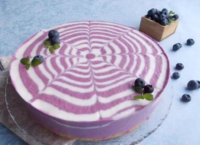 tvarohová torta nepečená