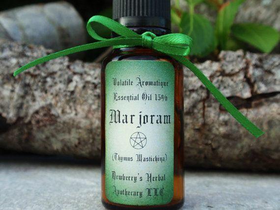 MARJORAM Thymus Mastichina Volatile Aromatique by DewberrysHerbal, $13.95