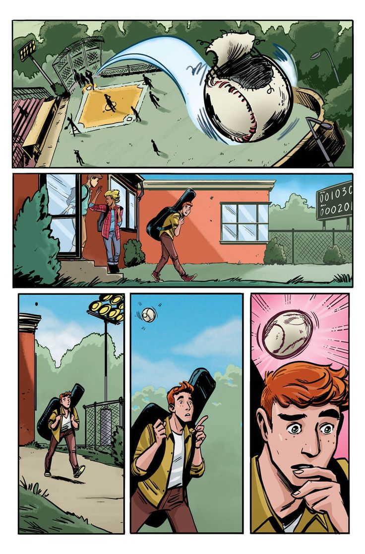 Mark Waid and Veronica Fish knock ARCHIE #6 out of the park in this early preview!, On Sale February 17th! The bi..., #AndreSzymanowicz #Archie #Archie#6 #ArchieComics #DerekCharm #JackMorelli #JenVaughn #MARGUERITESAUVAGE #markwaid #News #PressRelease #Preview #VeronicaFish
