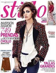 Resultado de imagen de revista stilo cuore portada junio 2016