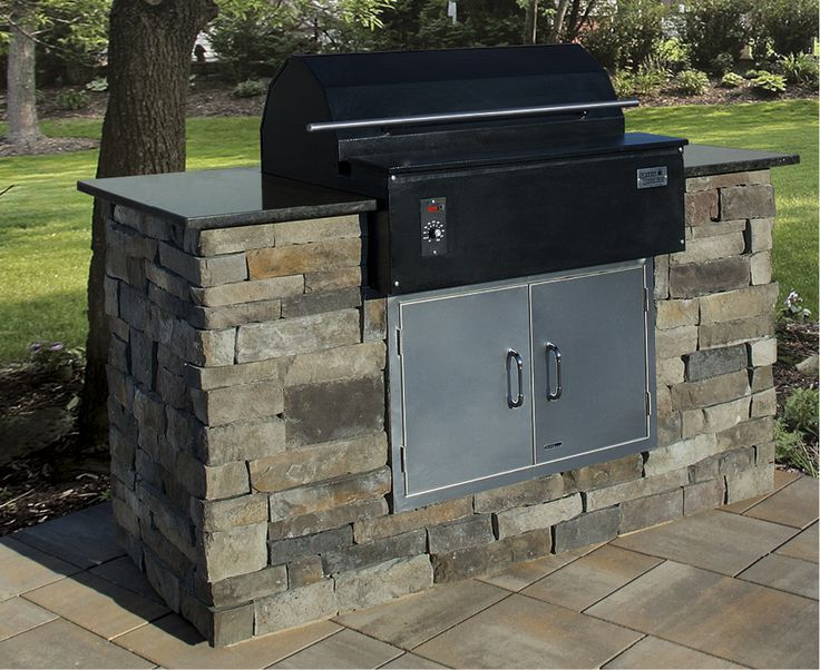 This Beautiful Cambridge Grill Kit Is Fully Assembled Which Means It Can Be Installed