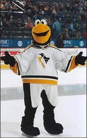 Pittsburgh Penguins mascot Iceburgh