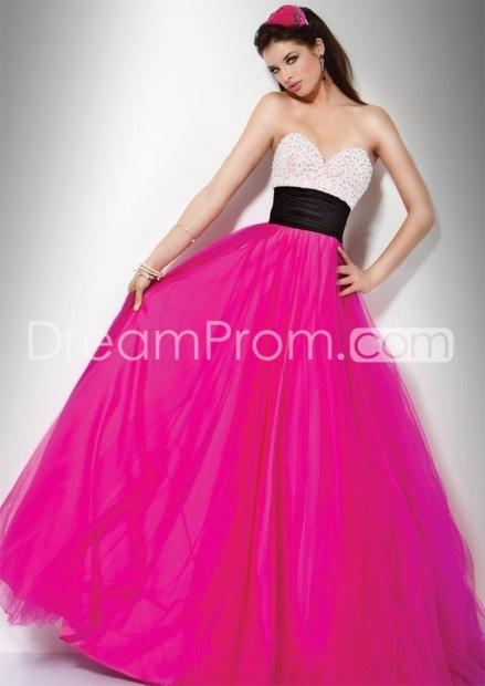 Gorgeous Sweetheart Empire Waistline Floor Length Prom/Homecoming Dresses