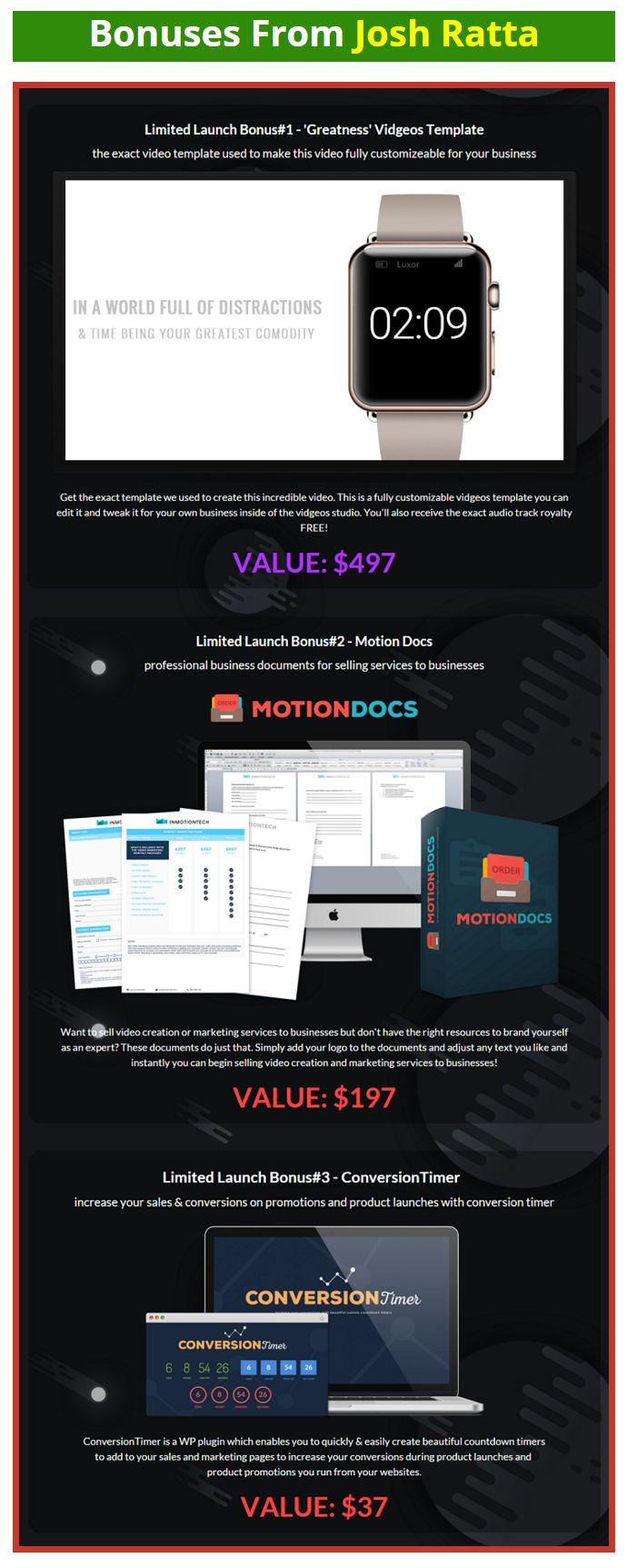 Vidgeos Review+BEST BONUS+Discount & Create Smart Videos That Auto-Adapt to 66 Languages In Minutes Warrior Forum Classified Ads