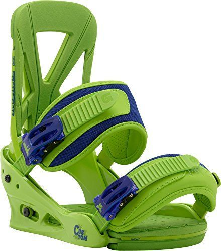 Burton Custom Snowboard Bindings 2015 Large Grassland -- Check this awesome product by going to the link at the image.