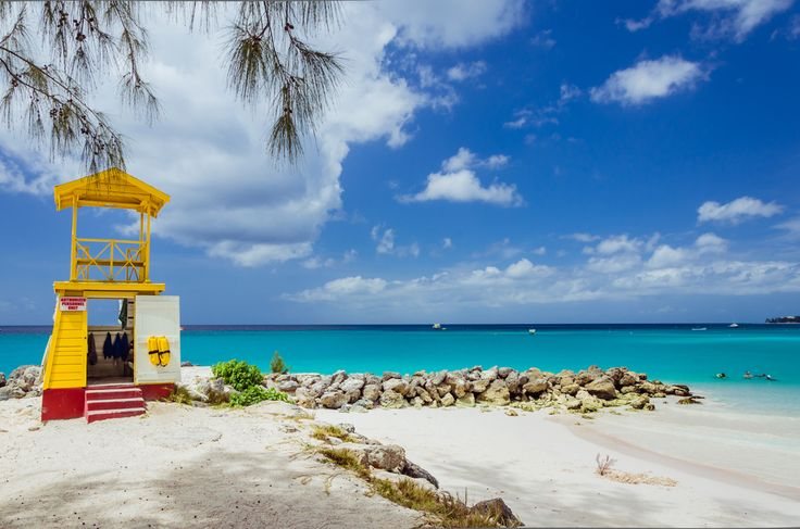 Sun, sand,beach...exotic destinations at your finger tips! #barbados